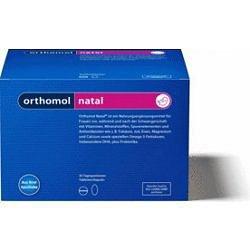 Orthomol Natal 30 sáčků + tobolky 30 + 30