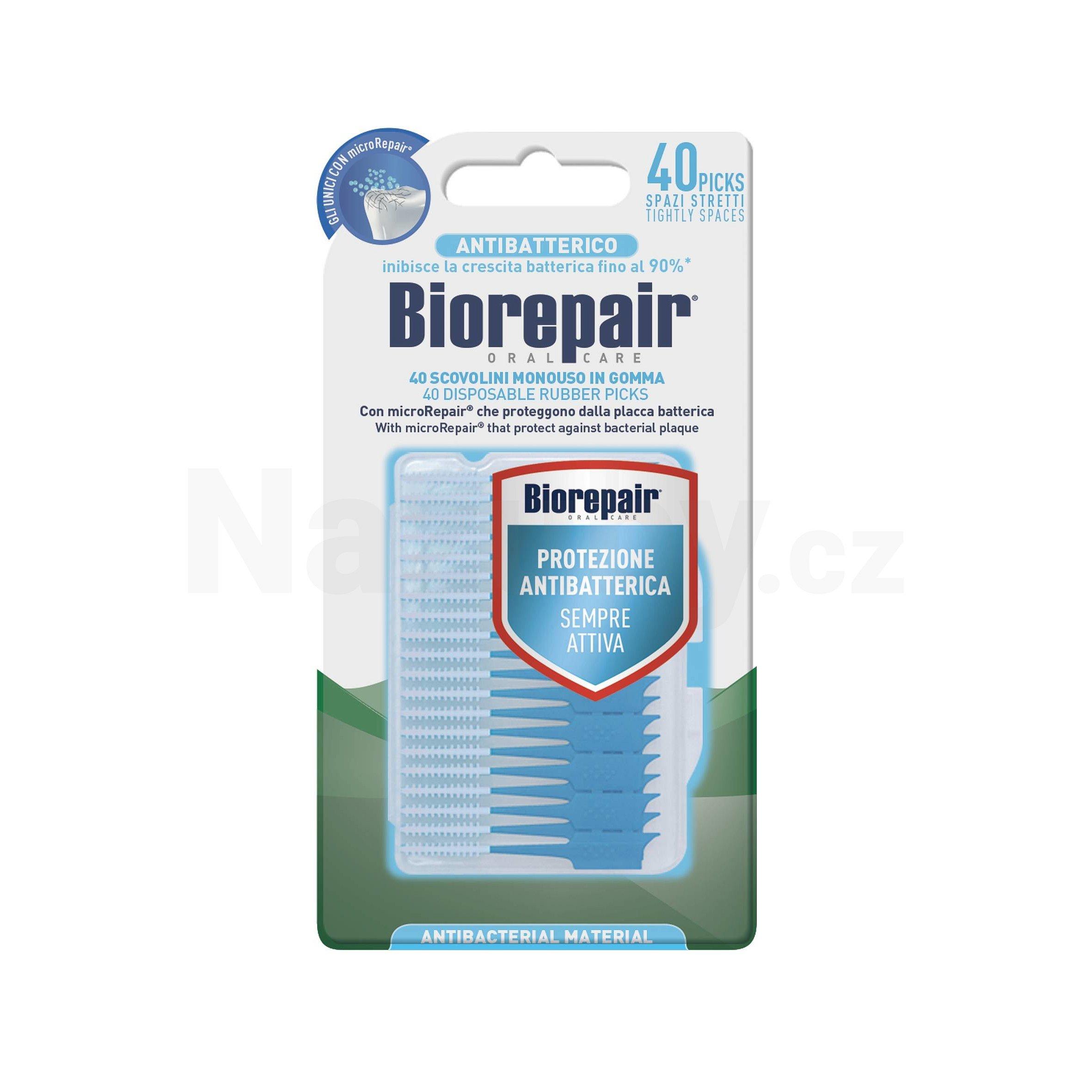 BioRepair Picks Fine mezizubní kartáček 40 ks