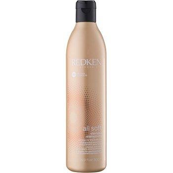 Redken All Soft šampon pro suché a křehké vlasy s arganovým olejem  500 ml