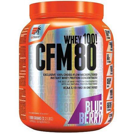 CFM Instant Whey 80 1000 g borůvka