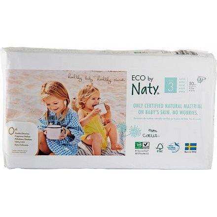 Plenky Naty Midi 4 - 9 kg - ECONOMY PACK (50 ks)