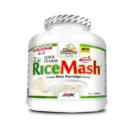 Amix Mr. Popper's RiceMash 1500g Banoffee