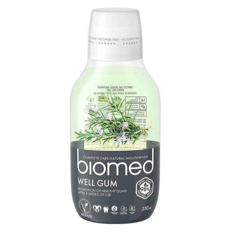 BIOMED Well Gum ústní voda 250 ml