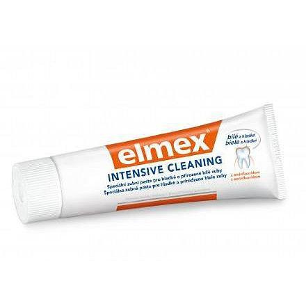 Elmex zubní pasta Intensive Cleaning 50ml