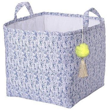 Kikadu Box na hračky modrý