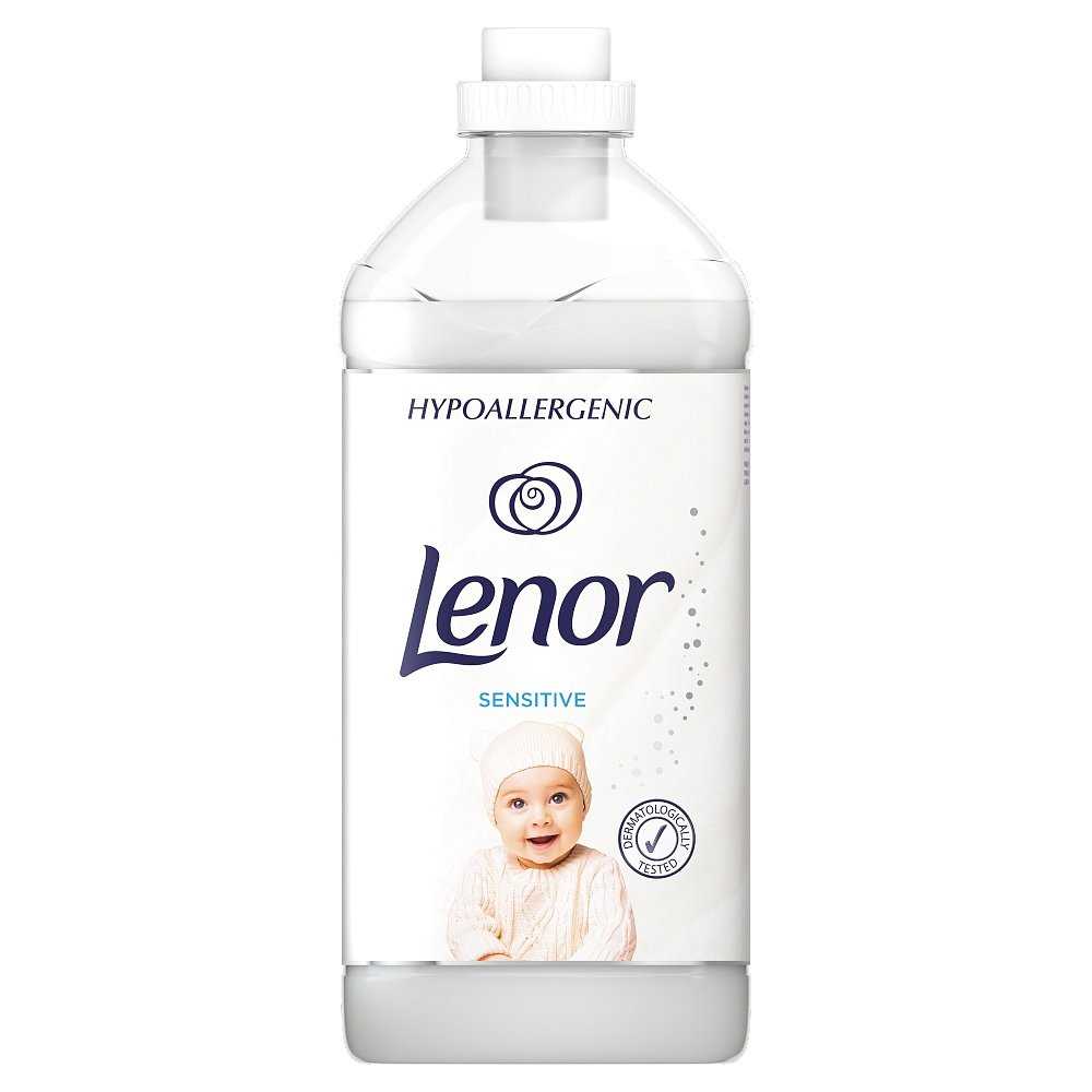 LENOR Sensitive Aviváž 1800 ml 60 praní