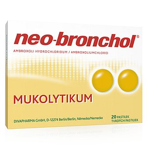 Neo-Bronchol  20 x 15 mg