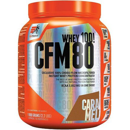 CFM Instant Whey 80 1000 g karamel