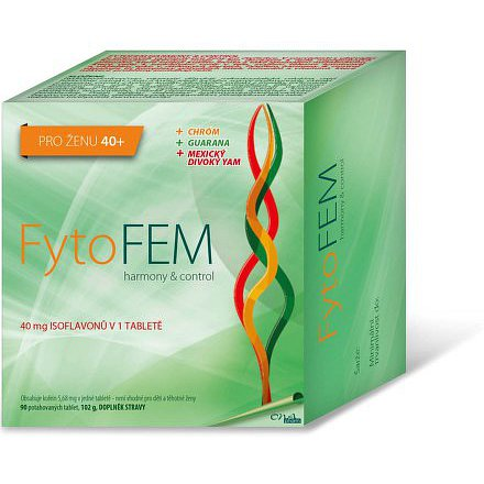 Fytofem harmony + control tablety 90