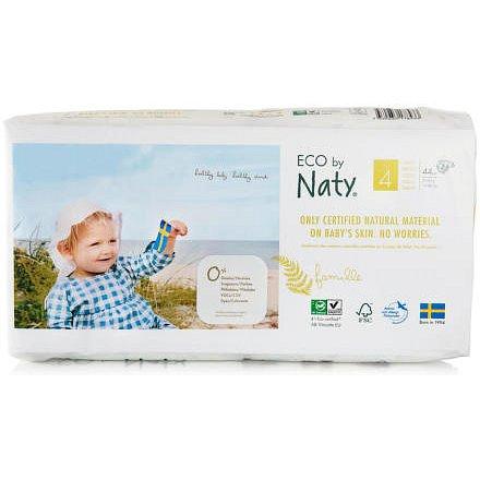 Plenky Naty Maxi 7 - 18 kg  - ECONOMY PACK (44 ks)
