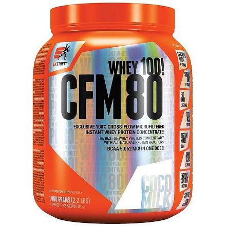 CFM Instant Whey 80 1000 g kokosové mléko