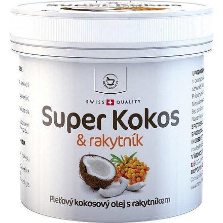 Super Kokos a rakytník pleťový olej 150ml