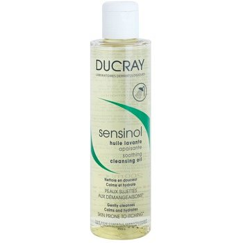 Ducray Sensinol zklidňující sprchový olej s hydratačním účinkem  200 ml