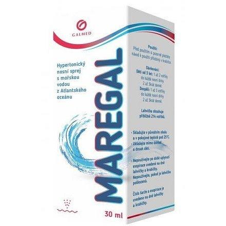 Maregal nosní sprej 30ml