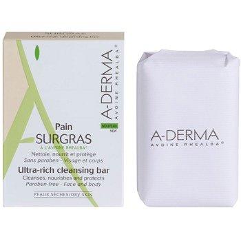A-Derma Original Care jemné čisticí mýdlo 100 g