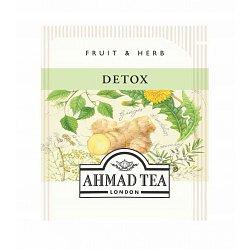 Ahmad Tea Detox tea porcovaný čaj 20 sáčků