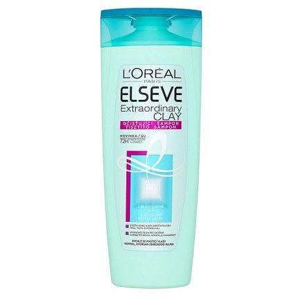 Elseve Extraordinary Clay očisťující šampon