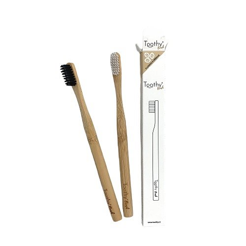 Toothy® Brush - bílá