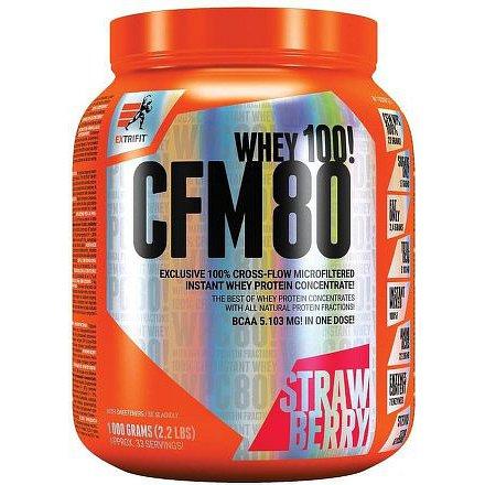 CFM Instant Whey 80 1000 g jahoda