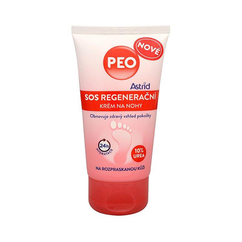 Astrid PEO SOS regenerační krém na nohy 75 ml