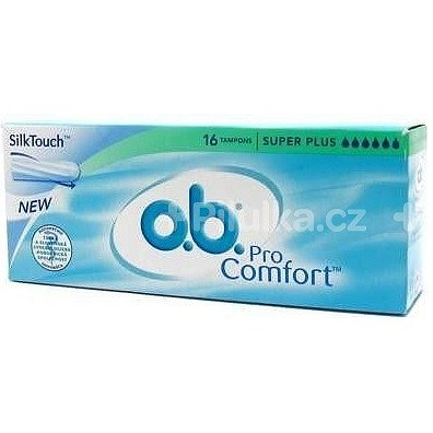 DH tampóny o.b. ProComfort Comfort 16ks