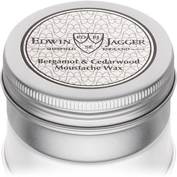 Edwin Jagger Bergamot & Cedarwood vosk na knír  15 ml
