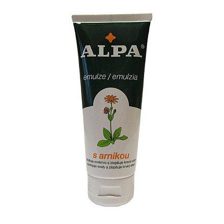 Alpa emulze s arnikou 100 ml