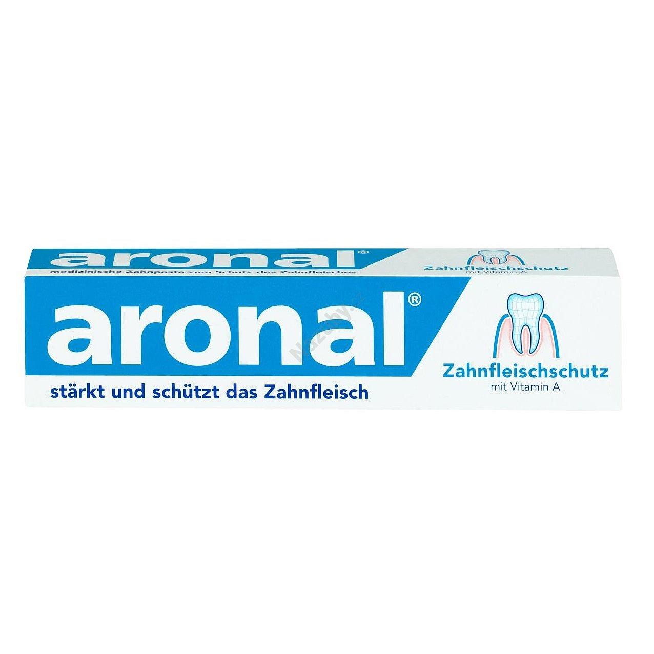 Aronal zubní pasta 75 ml