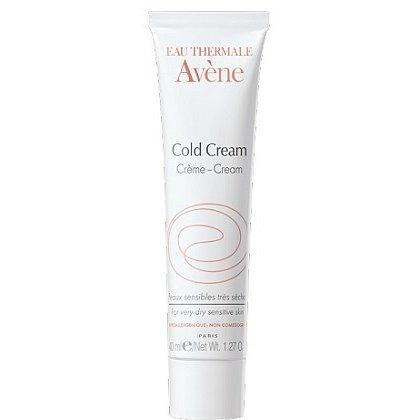 AVENE Cold cream 40ml - výživ.krém.suchá citl.pok.