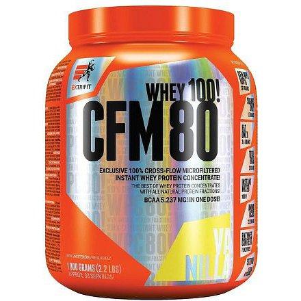 CFM Instant Whey 80 1000 g vanilka