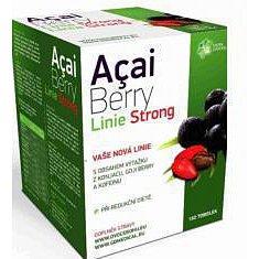 Acai Berry Linie Strong tobolky 180