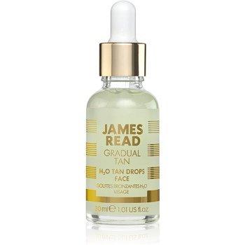 James Read Gradual Tan samoopalovací kapky na obličej odstín Light/Medium 30 ml