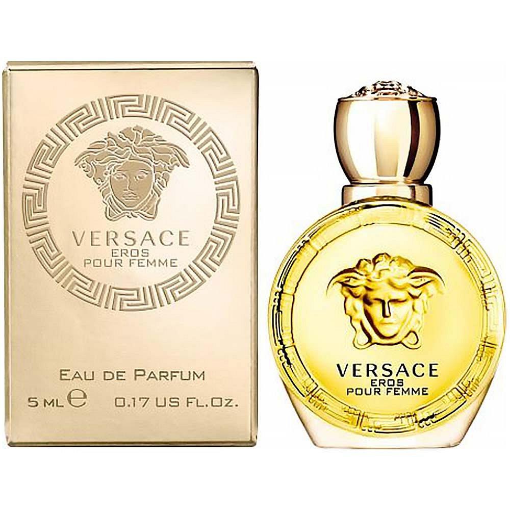 VERSACE Eros Pour Femme Parfémovaná voda pro ženy 5 ml