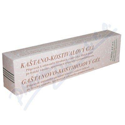 Kaštano-kostivalový gel 125ml