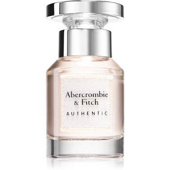 Abercrombie & Fitch Authentic parfémovaná voda pro ženy 30 ml