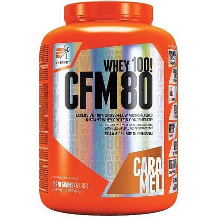 CFM Instant Whey 80 2,27 kg karamel