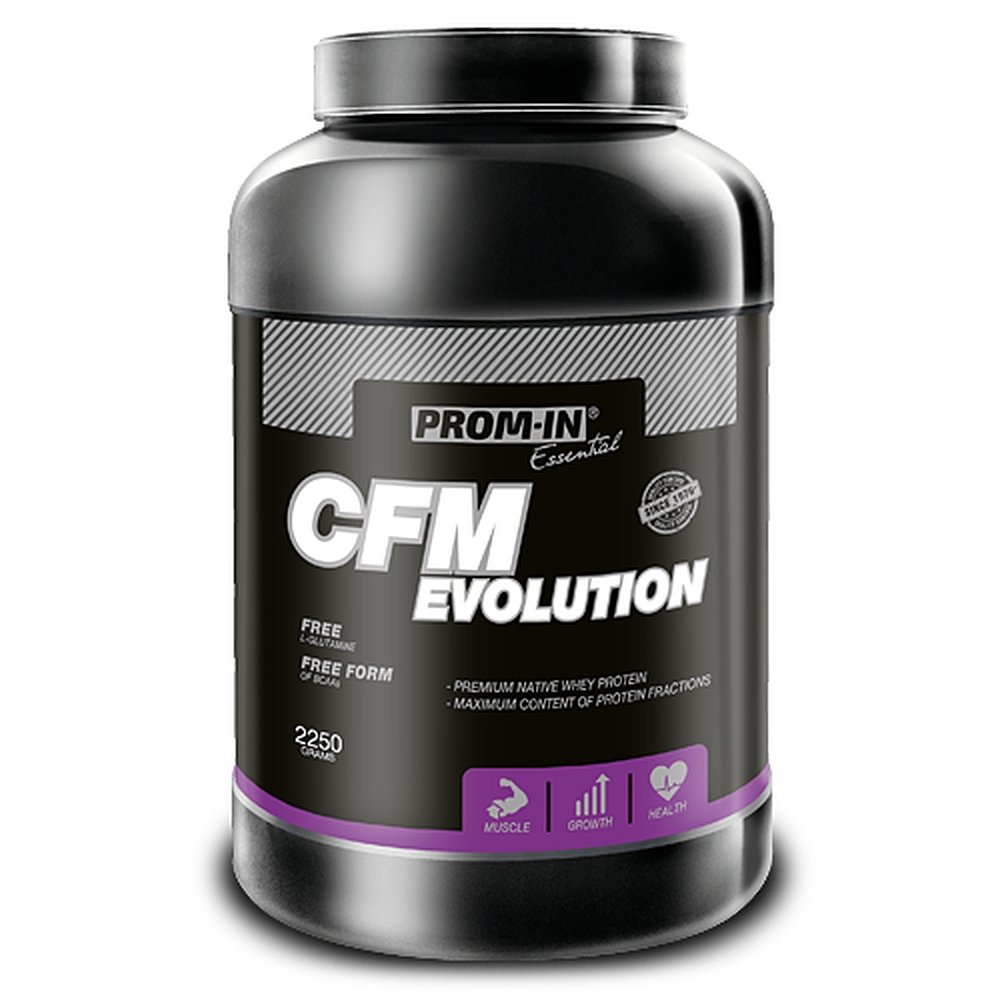 PROM-IN Essential Evolution CFM Protein 80 vanilka vzorek 30 g