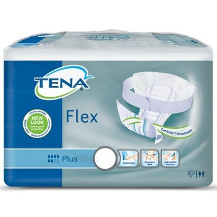 Inkontinenční kalhotky TENA Flex Plus Extra Large 30ks