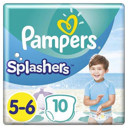 Pampers kalhotkové plenky Splashers Carry Pack S5 10ks