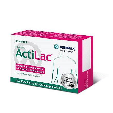 ActiLac tobolky 30