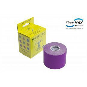 KineMAX SuperPro Cot. kinesiology tape fial.5cmx5m