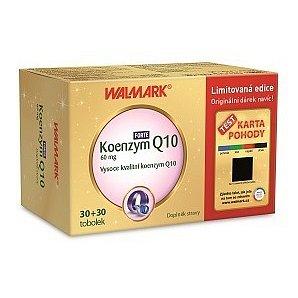 Walmark Koenzym Q10 60mg tob.30+30 Promo