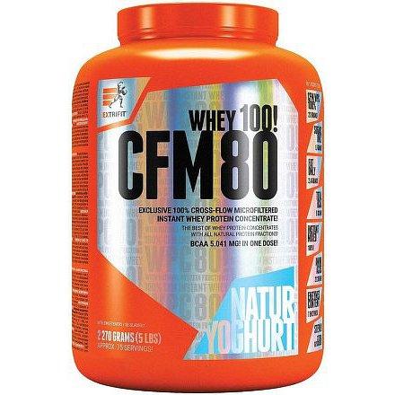 CFM Instant Whey 80 2,27 kg bílý jogurt