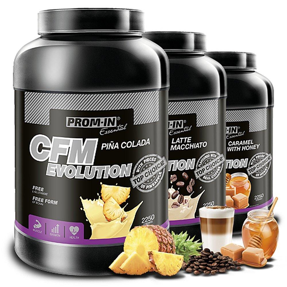 PROM-IN Essential Top Choice Piňacolada vzorek 30 g
