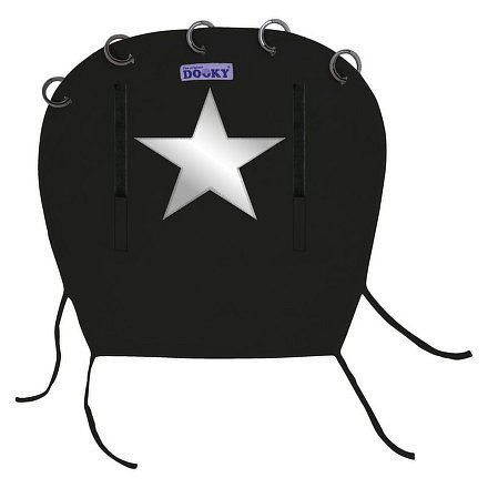 Dooky clona Winter STAR Black