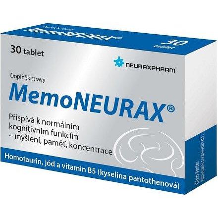 MemoNEURAX 30 tablet