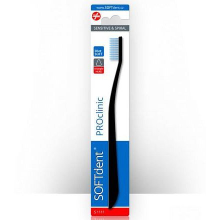 Zub.kart.SOFTdent PROclinic ext.měkký 1k