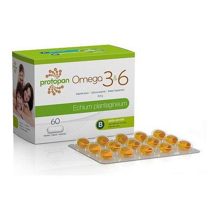 Protopan Omega 3 & 6 tobolky 60