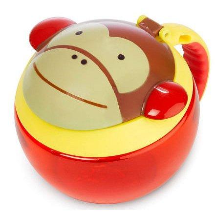 SKIP HOP Zoo Kalíšek na sušenky Opička
