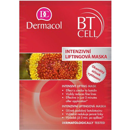 Dermacol BT CELL liftingová maska 2x8g